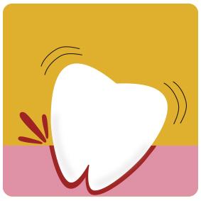 足立区綾瀬の歯医者 新井歯科医院 歯ぐきが晴れた